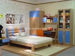 8822 Children Colourful Bedroom Set
