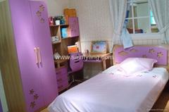 8826 Children Colourful Bedroom Set