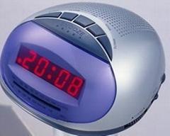 钟控收音机