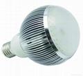 power LED SMD bulb light E27 15W 1200 lm