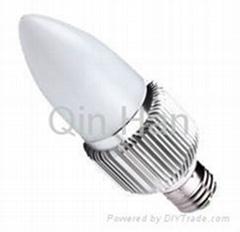 Cree LED candle light 3x1W 240 lm