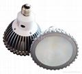 high power LED spotlight PAR38 15W