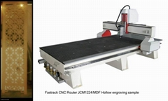 Higher speed CNC router JCM1325S