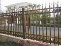 供应围墙铁艺栏杆