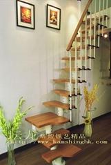 供应特殊异形钢梯