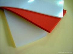 Silicon Rubber Sheet/rubber mat