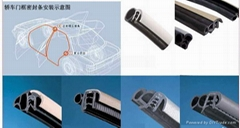 Seal Strip For Automobile