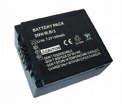 Upgraded battery for DMW-BLB13E