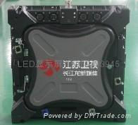 TZ4室內貼片全彩LED顯示屏