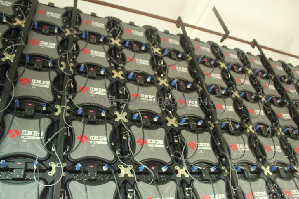 TZ4室內貼片全彩LED顯示屏 3