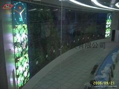 LED弧行顯示屏