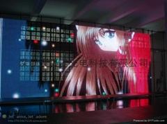 LED显示屏租赁屏表贴屏