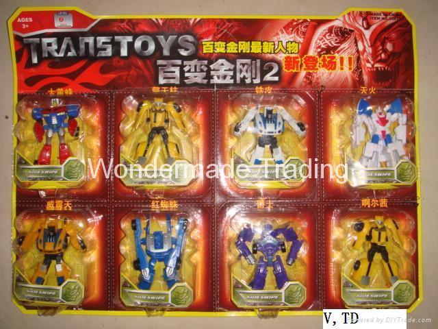 New Transformer Toys/ Transformer 2