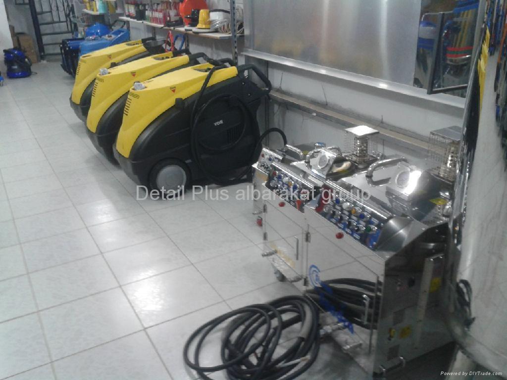 Steam Car Wash Machine Bk00197s Superclean Saudi