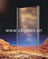 U Profile Glass