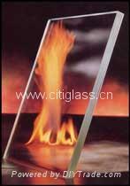 Firerated Glass
