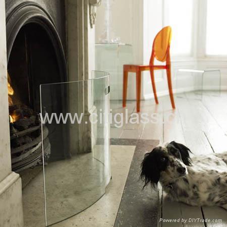 Home; Fireguard Glass for fireplace/stoves. PrevNext - Fireguard Glass For Fireplace/stoves - 6mm Tempered - CITIGLASS