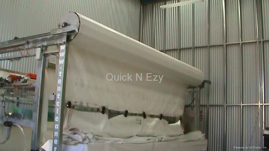 Quick N Ezy Tent,Marquee washing machine 1