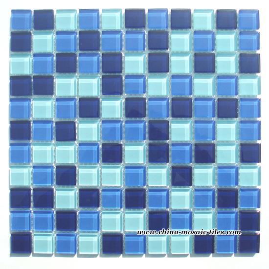 Glass Swimming Swimming Pool Glass Mosaic