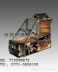 豪華娛樂風暴籃球機