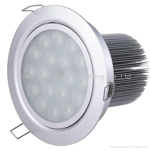 12*1W led downlight dimmable(Antifog Function) 1