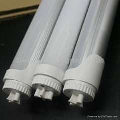 0.6M 8W SMD3014 T8 led tube lamps