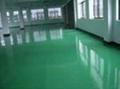 环氧树脂砂浆地坪 自流平地坪漆 1