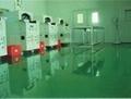 环氧树脂薄涂防静电地板 自流平型防静电地坪 1