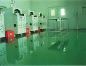 環氧樹脂薄塗防靜電地板 自流平型防靜電地坪