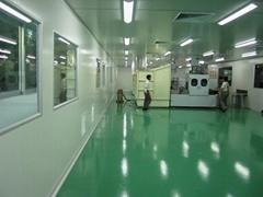 工业地板 防静电自流平地板