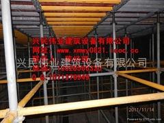 建筑模板支撑