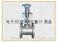 重油渣油電子巴(靶式)流量計  2