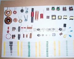 供應0307色環電感