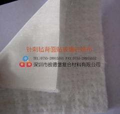 玻纖布貼玻纖棉