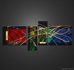 家居裝飾抽象畫-AB000910