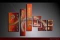 家居装饰抽象油画-AB0010
