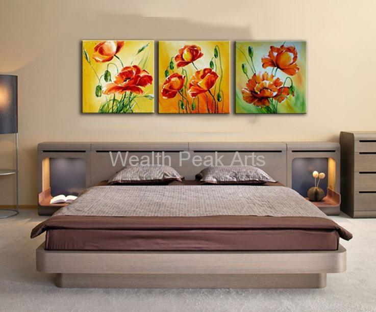 家居酒店裝飾花卉畫-FD030725 4