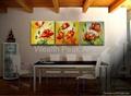 家居酒店裝飾花卉畫-FD030725 5
