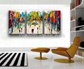 家居酒店裝飾風景畫-LS000668 4