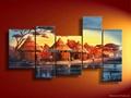 家居酒店装饰风景画-LS000566 1