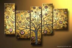 家居酒店装饰风景画-LS000228