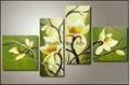 Flower  oil painting(FD030472)