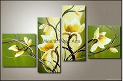 家居酒店裝飾花卉畫-FD030472