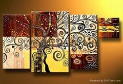 家居酒店装饰风景画-LS000379