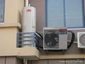 Air to water heat pump water heater for domestic hot water-7KW 2