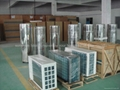 Air to water heat pump water heater for domestic hot water-7KW 4