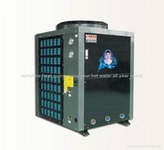 Household heat pump water heater 10.8KW