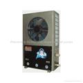 EVI low temperature Air source heat pump