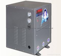 Ground/Water source heat pump water heater 12.2KW