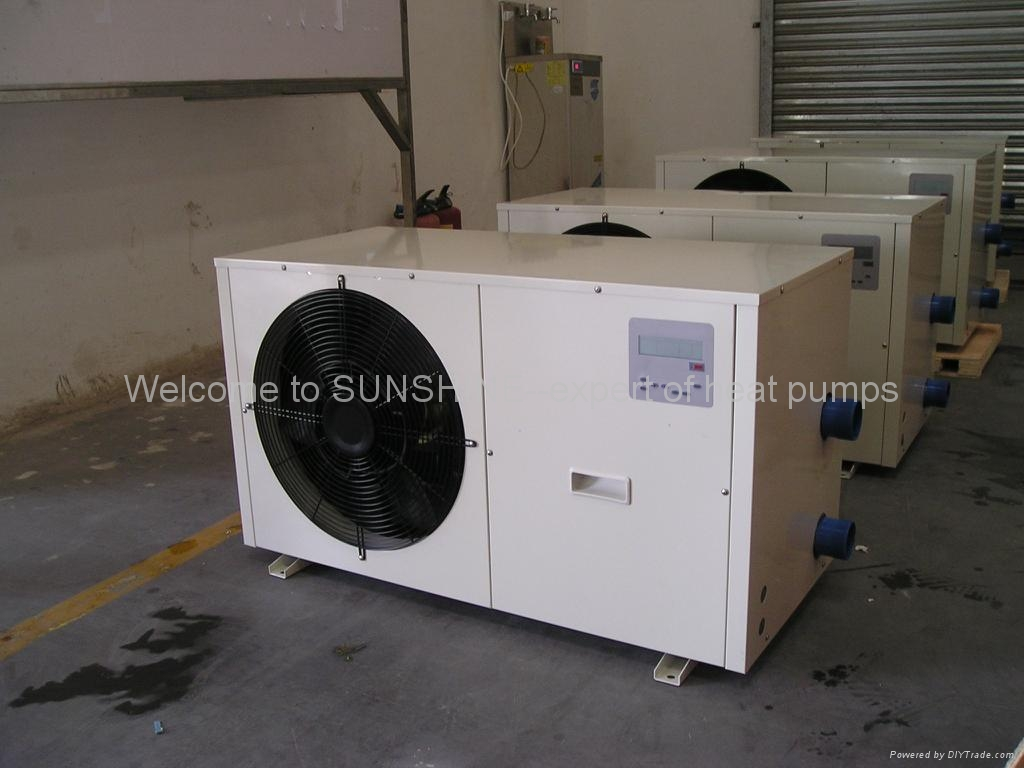 Swimming Pool Water Chillers : China products
